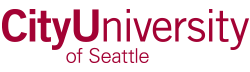 CityUniversity of Seattle logo