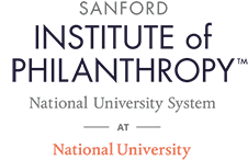 Sanford Institute of Philanthropy at National University logo